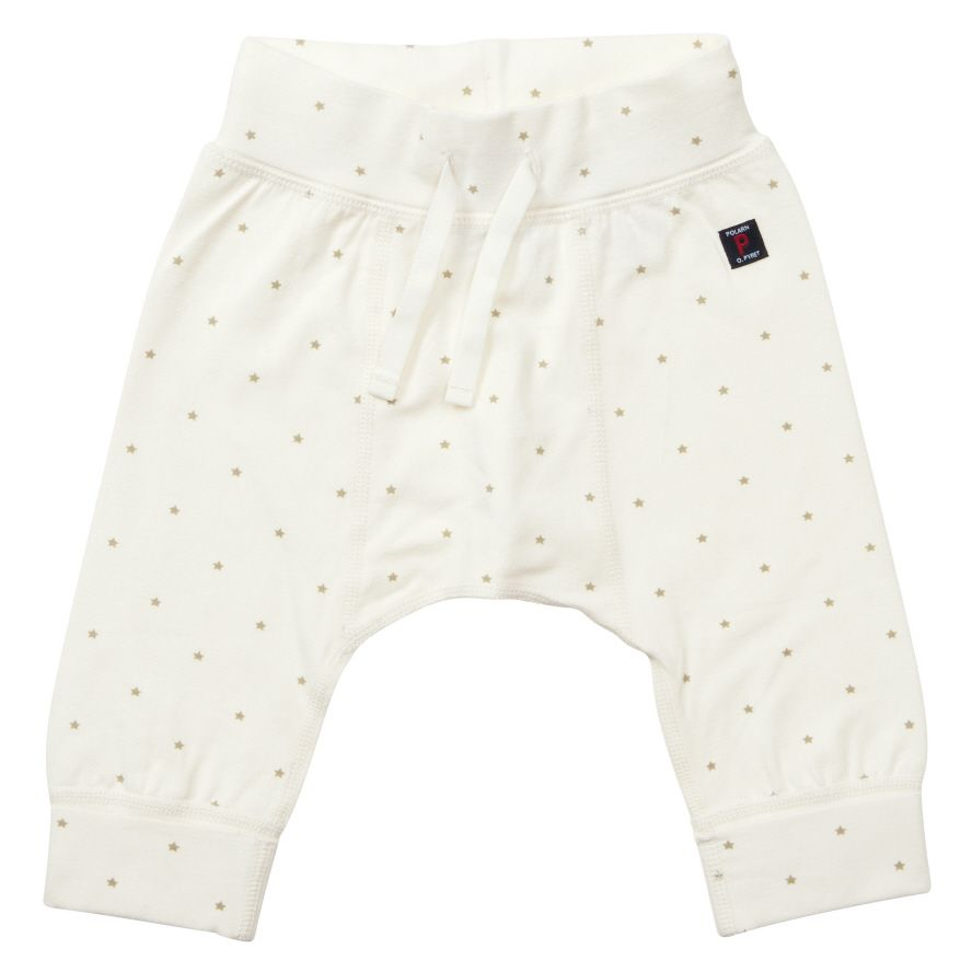 Babys star print trousers