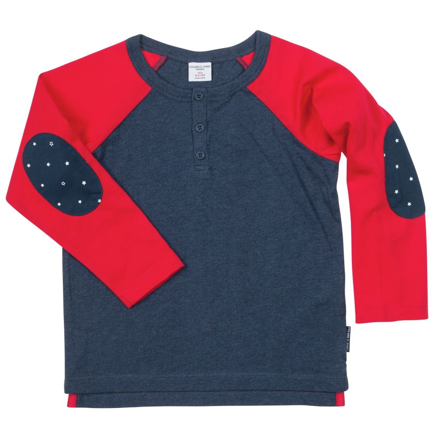 Boys henley top
