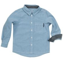 Boys denim blue shirt
