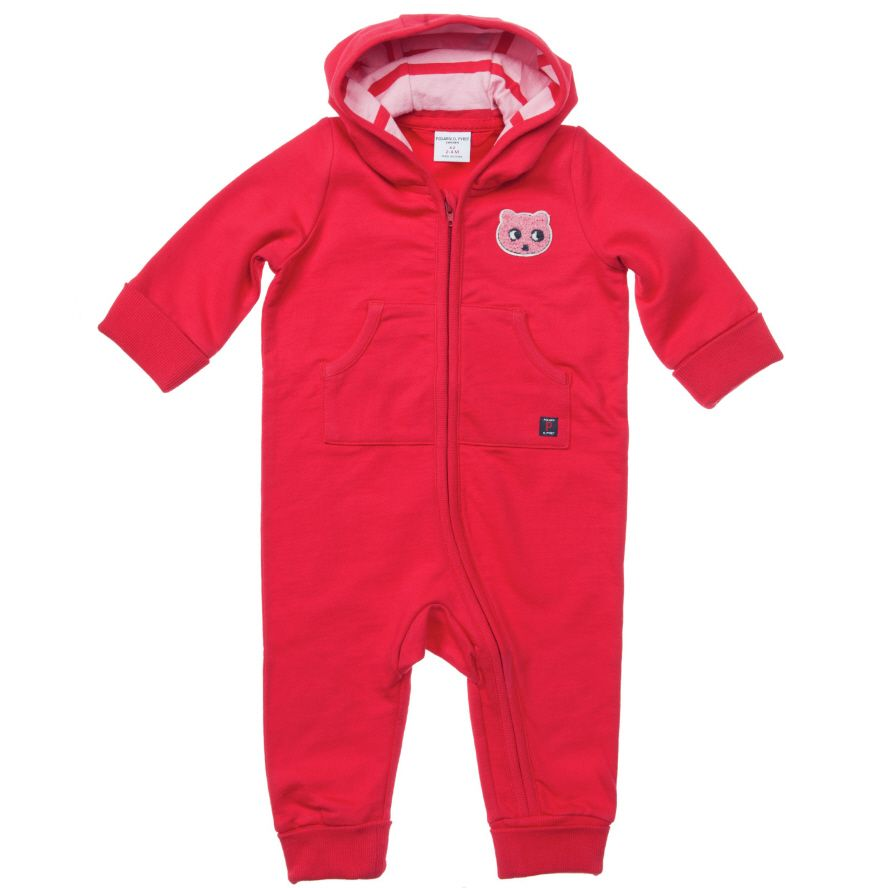 Babys soft overall