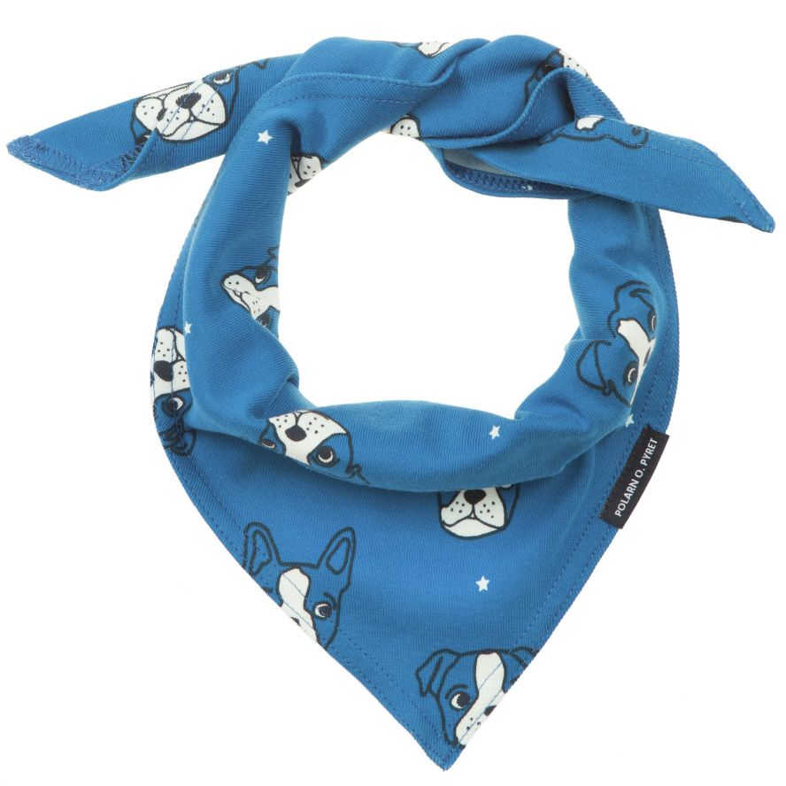 Kids friendly dog bandana