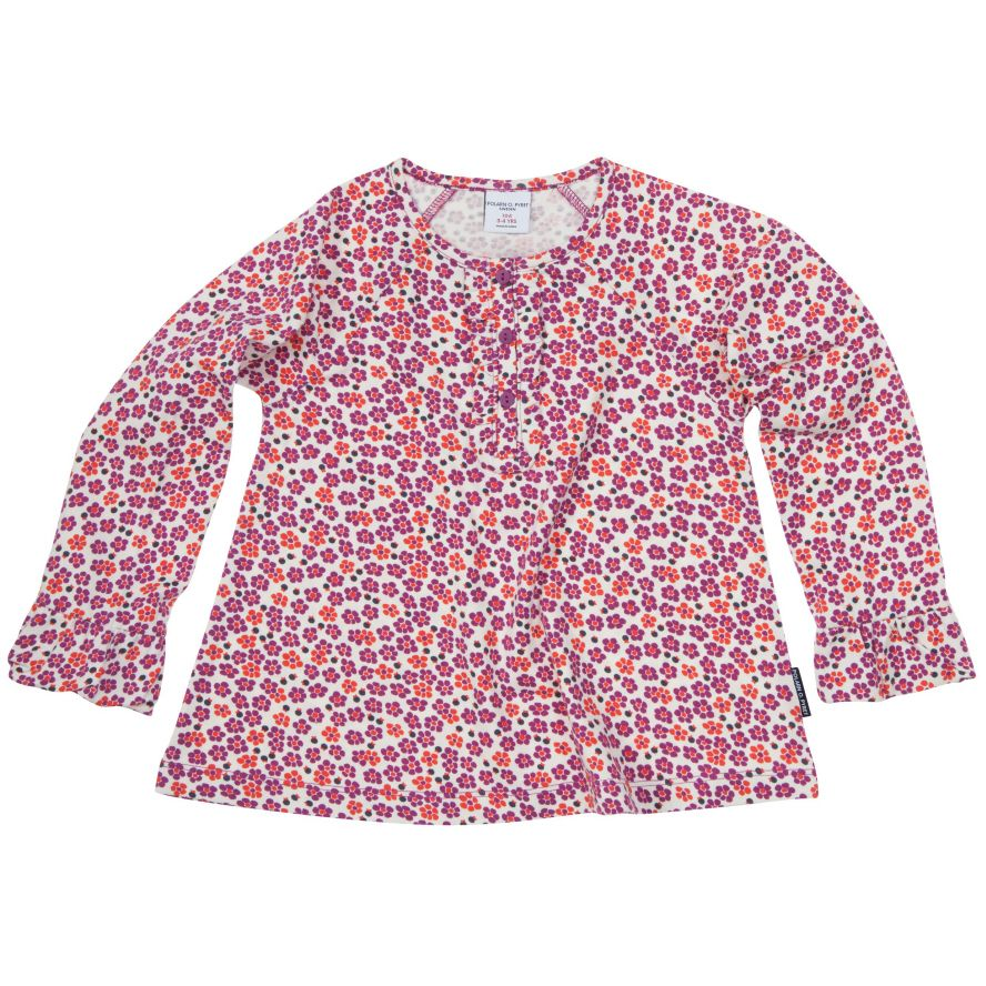 Girls floral top