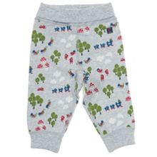 Babys woodland print trousers