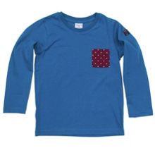 Kids star pocket top