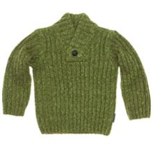 Baby boys marl sweater