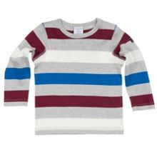 Baby boys blockstripe top