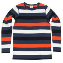 Boys blockstripe top