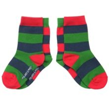 Baby 2 pack striped socks