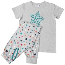 Kids short sleeved pyjamas