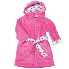 Baby smart bathrobe dressing gown
