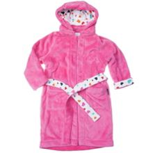Kids smart bathrobe dressing gown