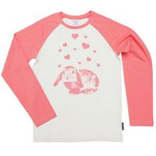 Girls rabbit top