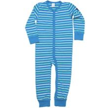 Babies striped onesie pyjamas
