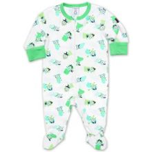 Babies animal friends onesie pyjamas
