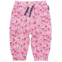Baby girls floral trousers