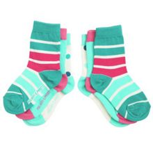 Babies 3 pack colourful socks