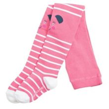 Baby girls cat tights