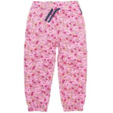 Girls floral trousers