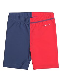 Babies uv sun safe swim shorts