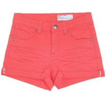 Girls pink shorts