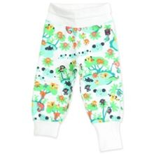Babies jungle print trouser