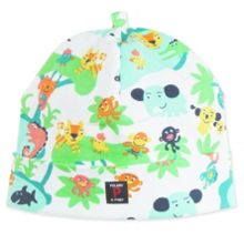 Babies jungle beanie hat