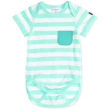 Babies striped bodysuit