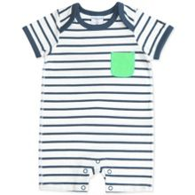 Babies striped playsuit