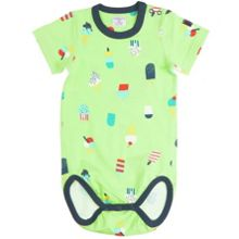 Babies ice cream bodysuit