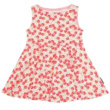 Baby girls meadow print dress