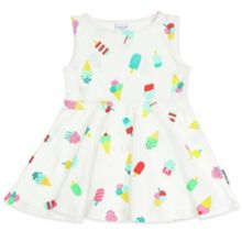 Baby girls ice cream dress