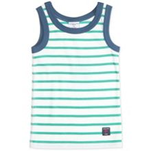 Babies striped vest top