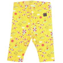 Babies beach print leggings