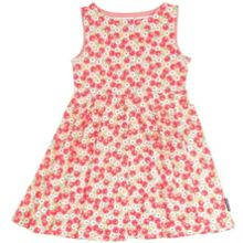 Girls meadow print dress