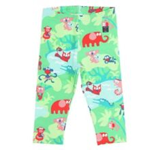 Kids jungle print leggings