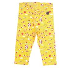 Kids beach print leggings