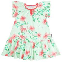 Girls blossom dress