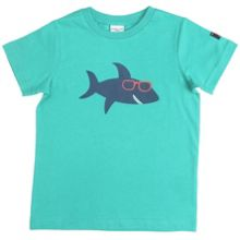 Kids animal motif t-shirt