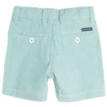 Babies striped chino shorts