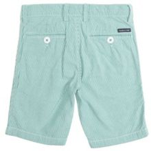 Kids striped chino shorts