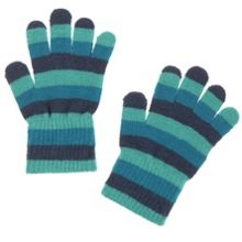 Babies Striped Magic Gloves