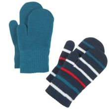 Babies Twin Pack Magic Mittens
