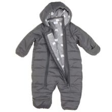 Babies Quilted Overall