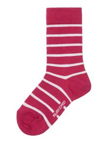Kids Striped Wool Socks