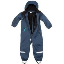 Polarn O. Pyret Kids Lined Waterproof Overall