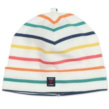 Babies Striped Beanie Hat