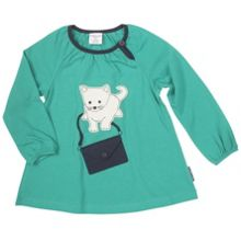 Baby Girls Cat Motif Tunic