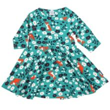 Baby Girls Fox Dress