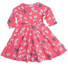 Girls Bow Dress