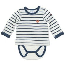 Babies Striped Bodysuit Top Combo